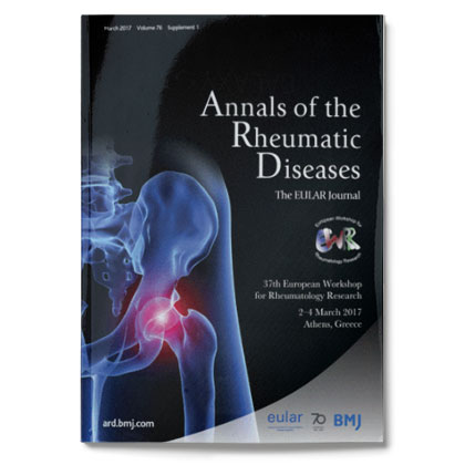 Annals of the Rheumatic Diseases (ARD)